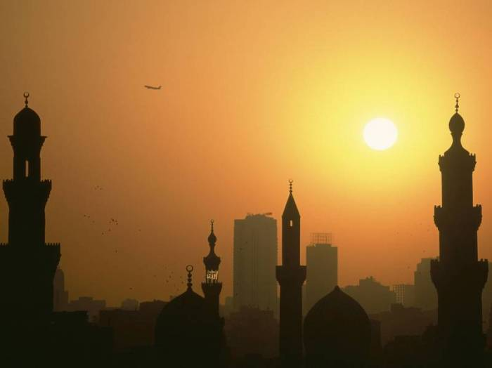 Salaam, the sun has reached the zenith for the year! Think about THAT!