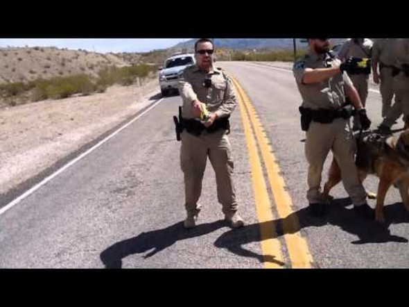 BLM-agents-v-Clive-Bundy-supporters