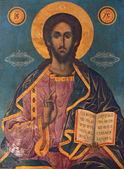 Izvora-church-Jesus-Christ-icon