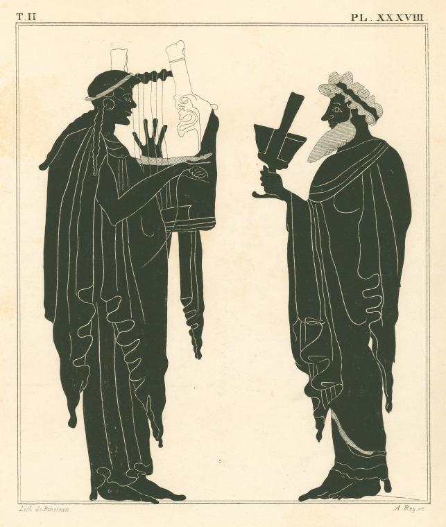 apollo-and-dionysus