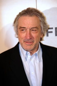 Robert de Niro, actor.