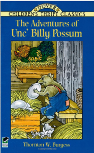 Possum Book